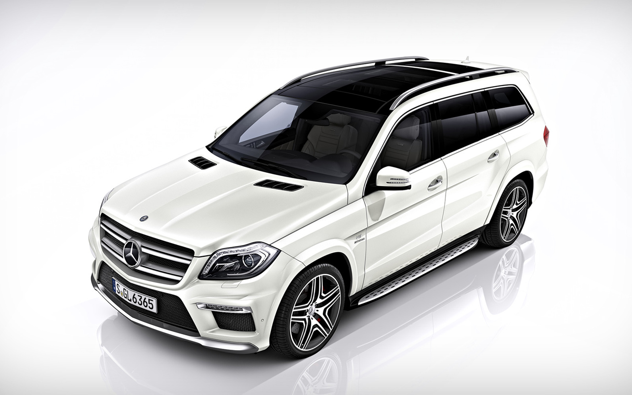 Top 5 suvs for lotto winners for Mercedes benz gl63
